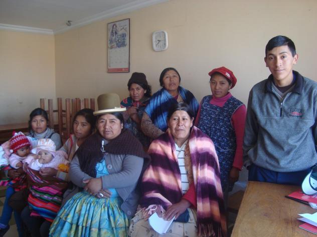 Margarita De Collpani Group