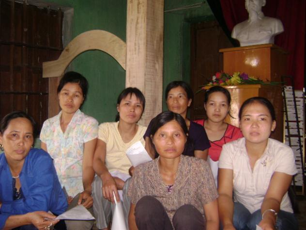 Thi Khiem's Group