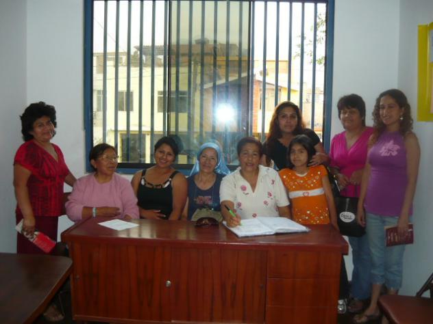 Las Violetas Group