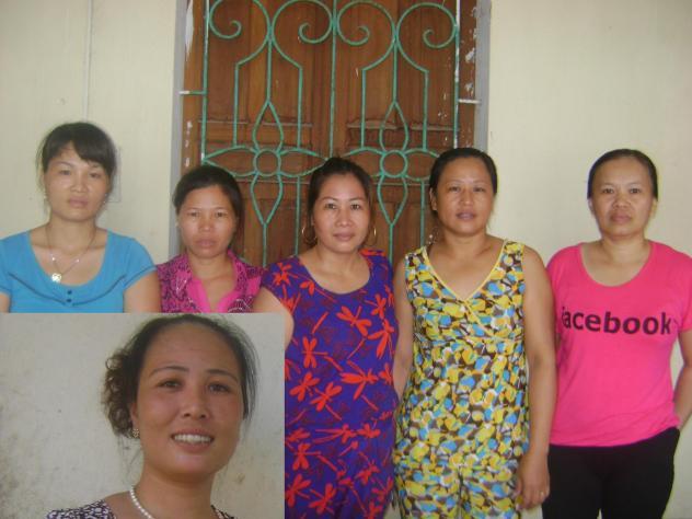 Nhóm 01-Phố 4-Quảng Thắng Group
