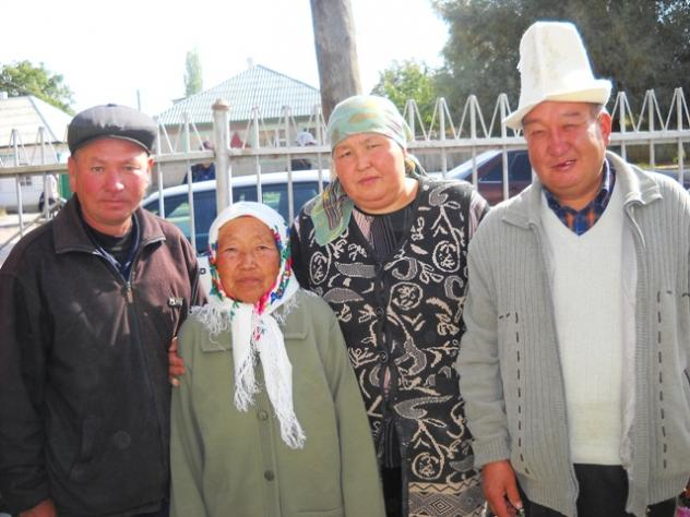 Burulkan's Group