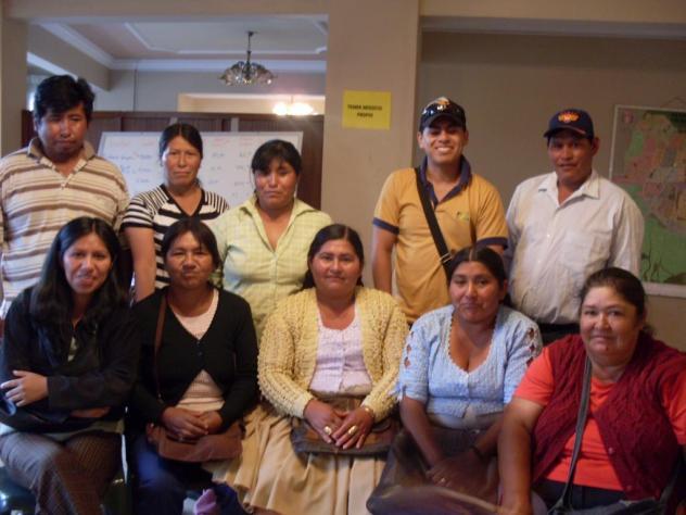 Monte Rancho Group