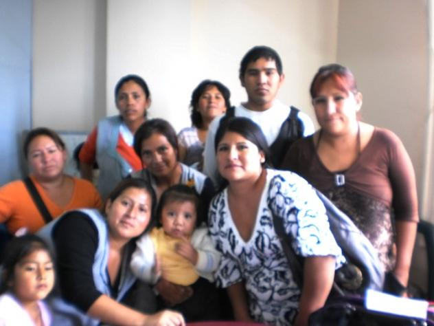 San Martin De Porres  -  32 Group