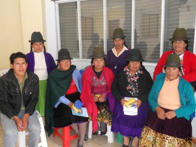 Patilpamba  (Nabón) Group