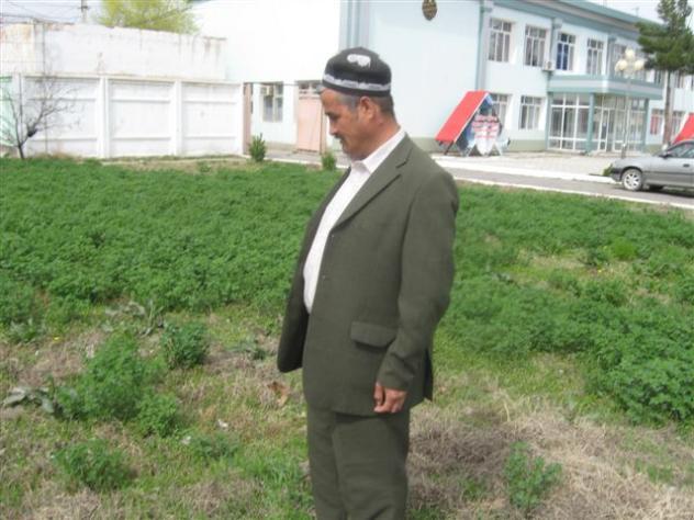 Uralbek