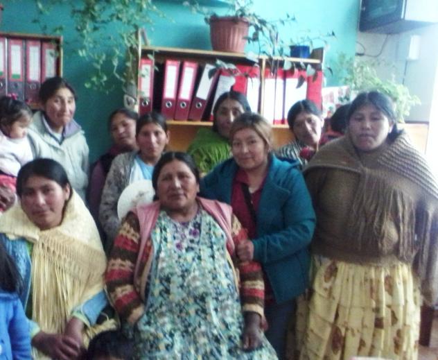 Amazonas De Huayna Potosi Ii Group