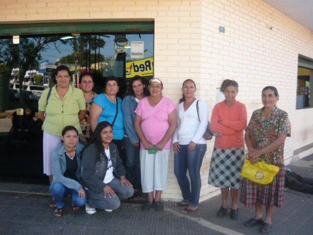 Mujeres Solidarias Group