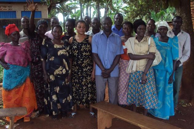 Alinhinkira Women's Association-Jinja Group