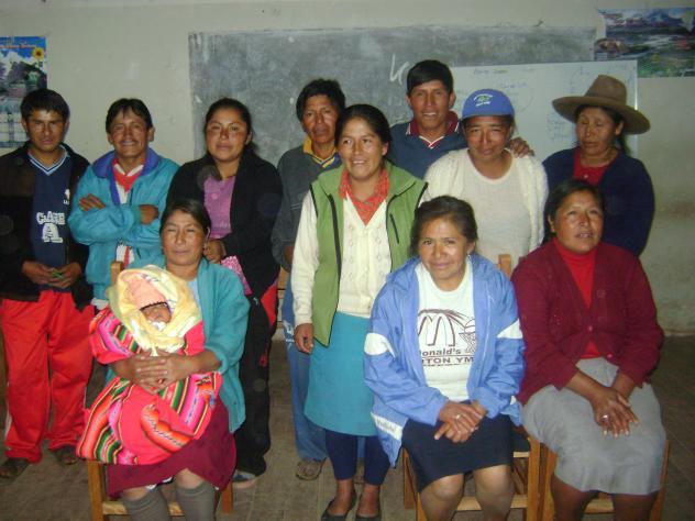 Los Solidarios De San Isidro Group