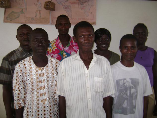 Mca Primary School, Massesebeh Group