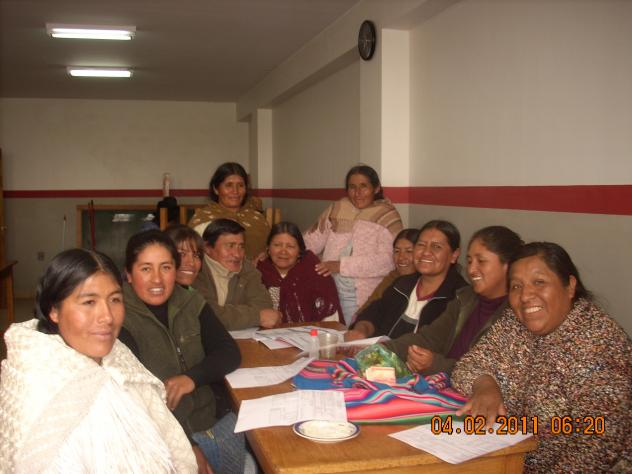 Yungüeñitas Group