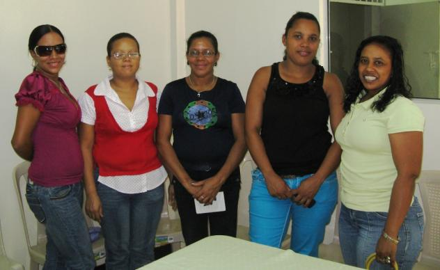 Mujeres Luchadoras 1 Group