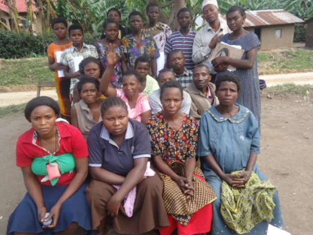 Kabango Joint Women Organic Farmers Organisation Group