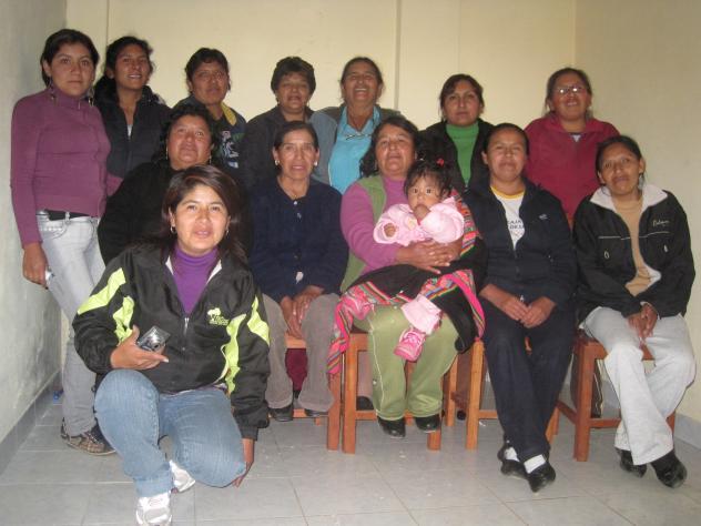 Santa Rosita De Huaytara Group