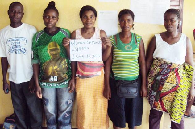 Women Of Faith Group