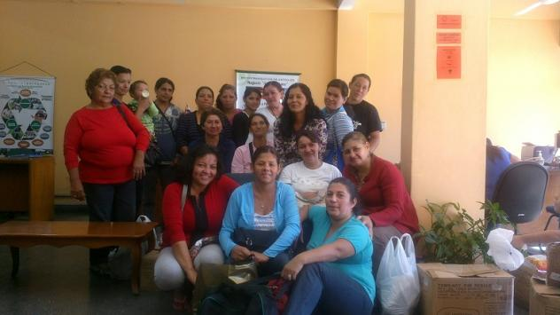 Mujeres Responsables Group
