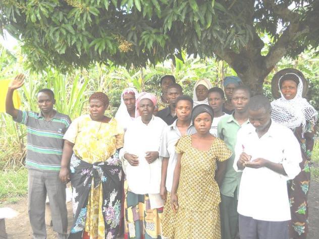 Nyakagezi Gamba Nokora Group