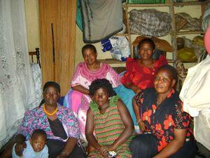 Damalie Nakijaba's Group