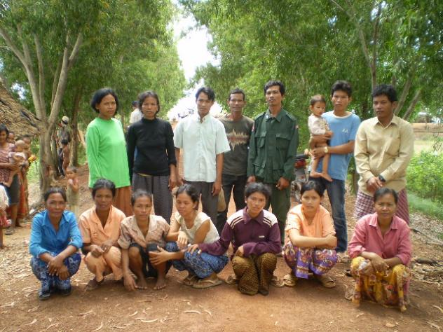Mr. Sovan Mee Village Bank Group