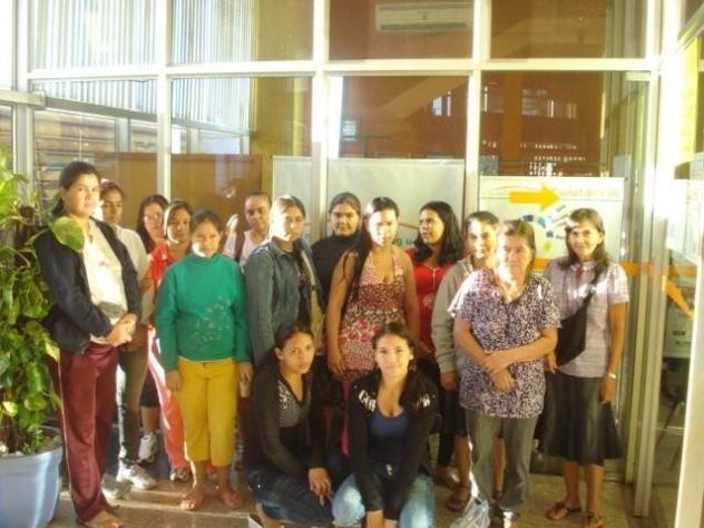 Mujeres Al Poder Group