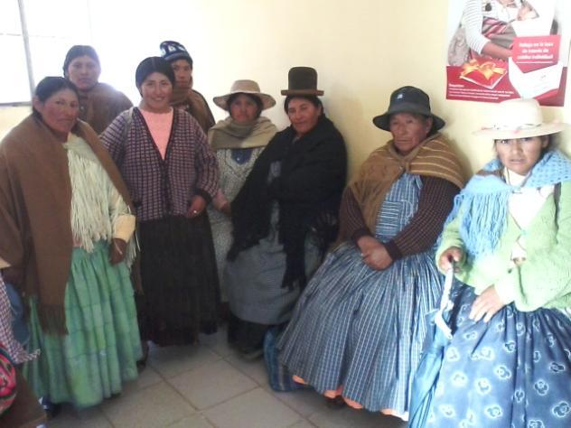 Kantutas Blancas Group