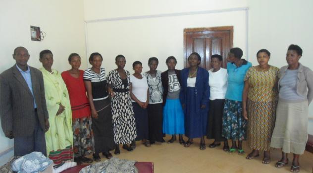 Kashozi Abamwe Group