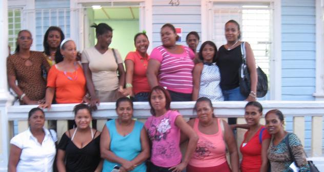 Mujeres Poderosas 1, 2, 3 Group