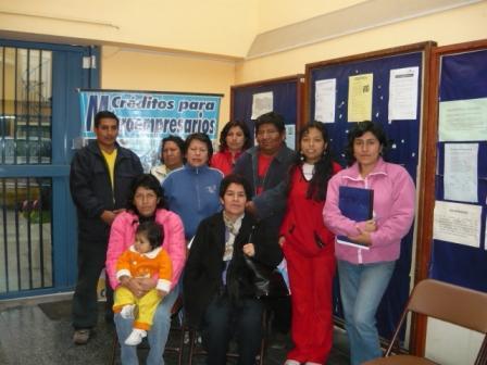 Santa Rosa De Huaquillay Group