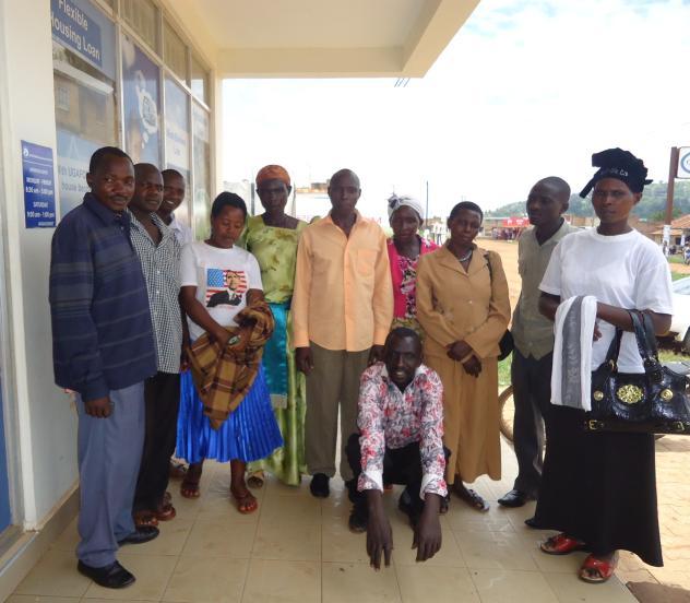 Kyabasenja Kweterana Group