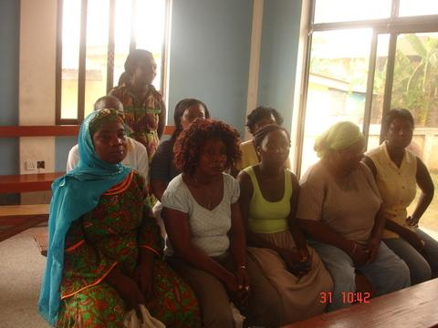 Service To God Group