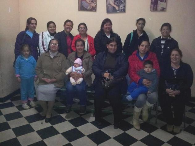 Mujeres De Fe Group