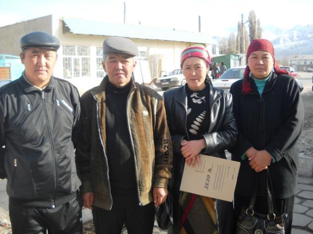 Aigul Sydykova's Group