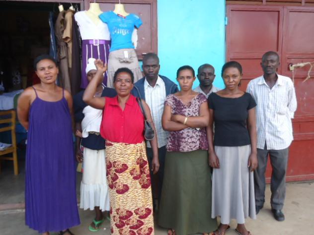 St Marys Kasanzi Group