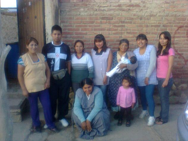 Alto Cochabamba - 32 Group