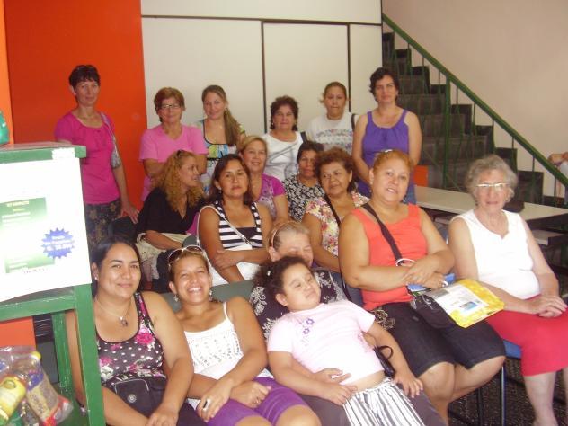 Mujeres Emprendedoras De Tacumbú Group