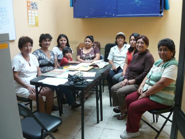 Mujeres Forjadoras Group