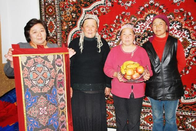 Kadyralieva Group