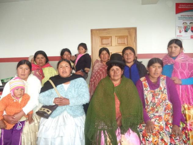 Mujeres Progresando Group