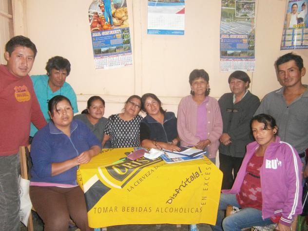 San Pablo De Chauca Group