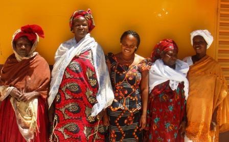 Femmes Commerçantes N°9 Group