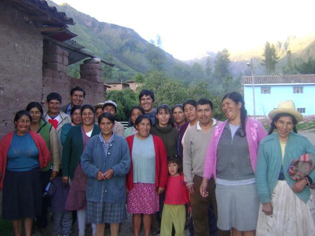 Los Dinamicos De San Isidro De Chicon Group