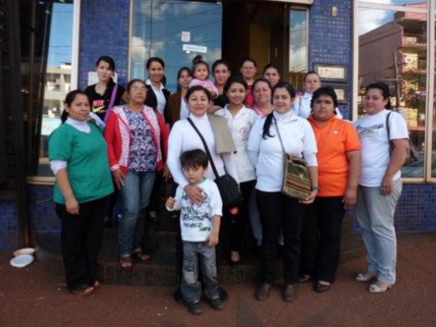 Mujeres Luchadoras 2 Group