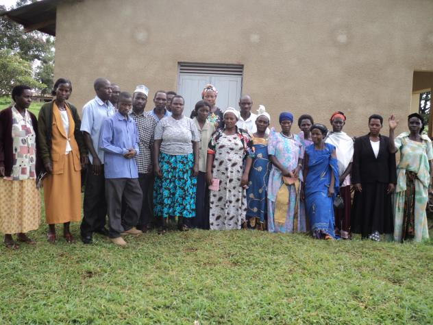 Mpara Prevention And Support Group-Kyenjojo