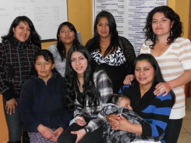 Nuevos Senderos  (Cuenca) Group