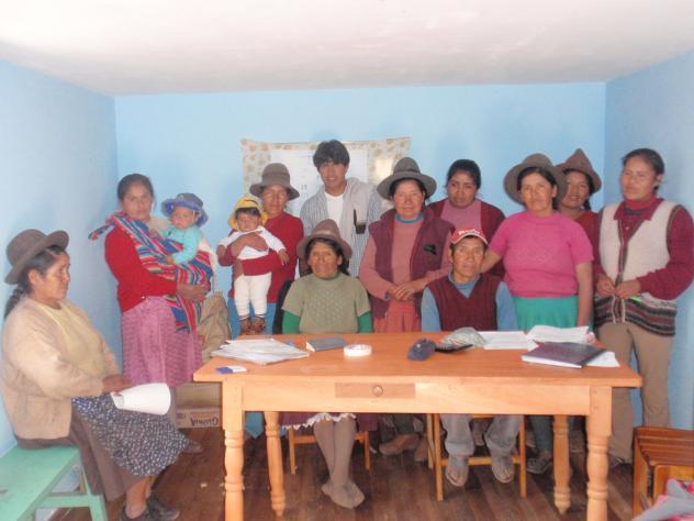 Fe Y Alegria De Huancalle Group