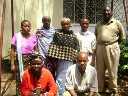 Micheal Mhenga's Maisha Zakhem B Group