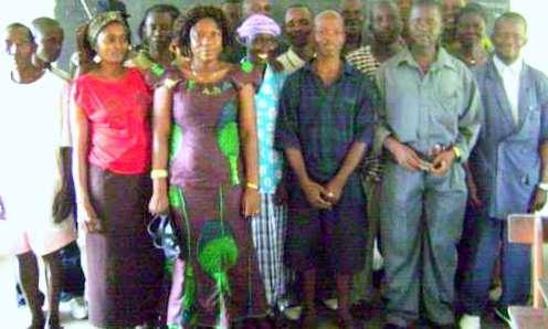 Idrissa A.'s Group