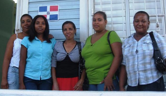 Mujeres Capcitadas 5 Group