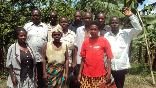 Burambira Development Group B