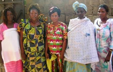 Femmes Commerçantes 17 Group